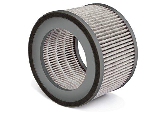 Soehnle Ersatzfilter kompatibel mit Airfresh Clean 300 für eine optimale Luftqualität, austauschbarer Aktivkohlefilter, Kohlefilter für gleichbleibend hohe Reinigungsleistung