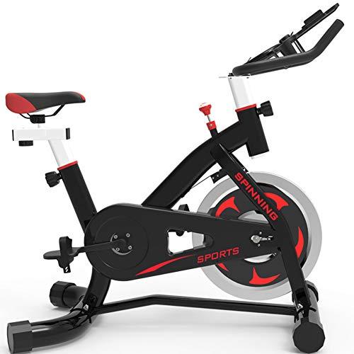 GKJ Professional Bicicleta Estática,Fitness con consolaidea