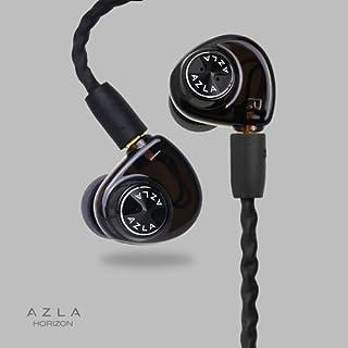 AZLA HORIZON [Ebony Black] ダイナミック型コアドライバーARD搭載イヤホン 高品質シリコン採用イヤーピースSednaEarfit付属