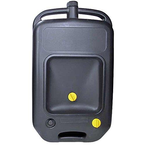 Recogedor/Recipiente/Bandeja BIDÓN Aceite Coche Motor Usado Taller depósito 10 litros Universal - Profesional -
