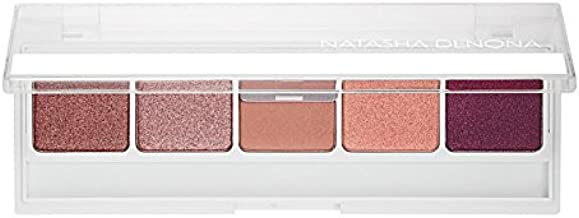 Natasha Denona Eyeshadow Palette 5 - 2 - Rosewood, Lavender Gray, Shell, Light Coral and Maroon
