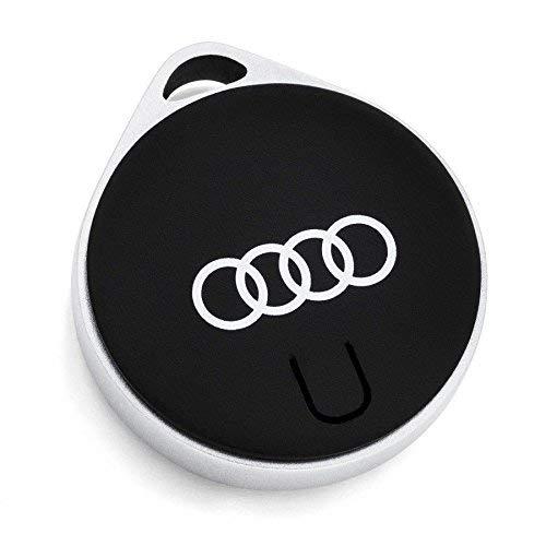 Audi Sport GmbH 3181800100 - Portachiavi Bluetooth, Colore: Nero