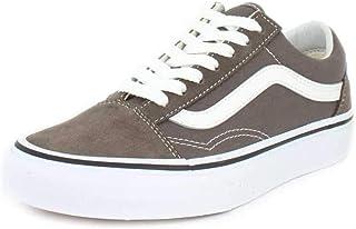 scarpe vans marrone