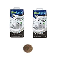 WITH ACTIVATED CARBON FOR EFFECTIVE odour binding and aloe vera with disinfectant to care for your cats skin VIRTUALLY DUST FREE, the fresh granules dont stick to your cats paws so they wont leave a trail of litter behind them CLUMPS CAN BE EASILY AN...