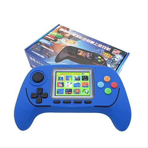 Manette sans fil Jouet portable de console de jeu, 16 bits rocker poignée HD console de jeu de poche électronique