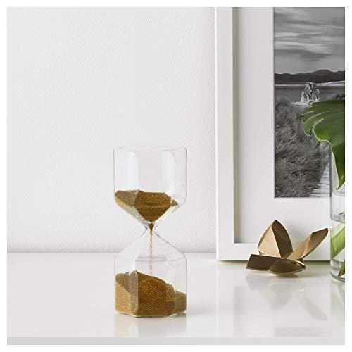 IKEA 603.486.20 Tillsyn Deko Sanduhr, Klarglas