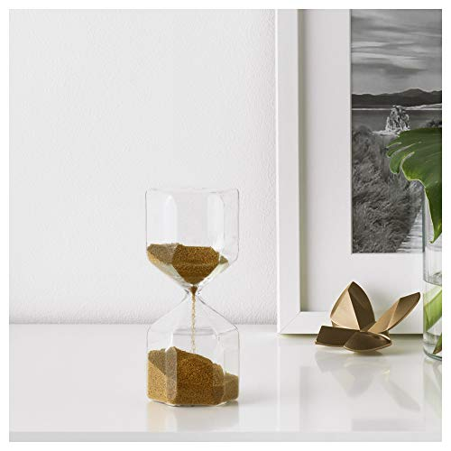 Ikea Tillsyn 603.486.20 - Vaso decorativo (cristal)