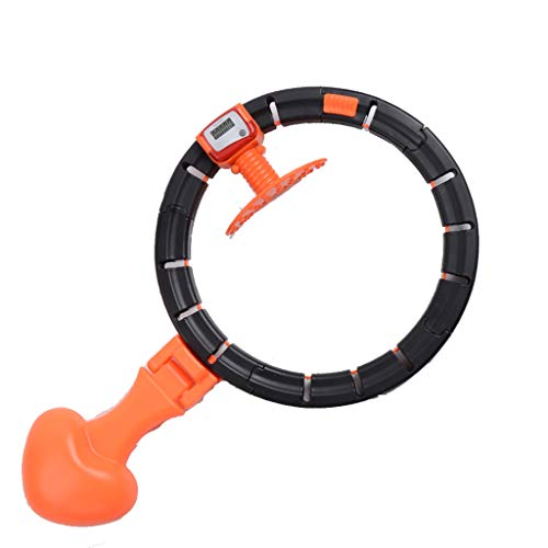 Check Out This YYDE Smart Hula Hoop Non Dropping Hula Hoop with Auto Counting Detachable Weight Adju...