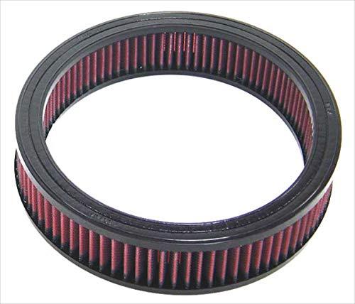 K&N E-1210 Waschbarer und wiederverwendbarer KFZ Tauschluftfilter