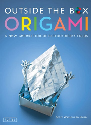Outside the Box Origami: A New Generation of Extraordinary Folds: Includes Origami Book With 20 Projects Ranging From Easy to Complex (English Edition)