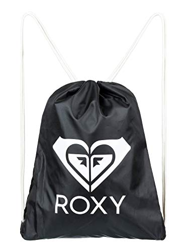 Roxy Light As A Feather Solid Kinder-Sporttasche, 47 cm, Schwarz (True Black)