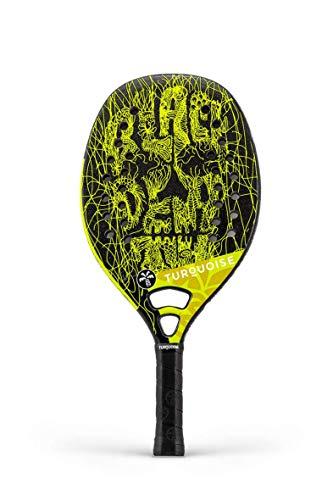 Turquoise Racchetta Beach Tennis Racket Black Death Challenge Green 2019