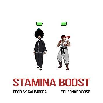 Stamina Boost (feat. Leonard Rose)