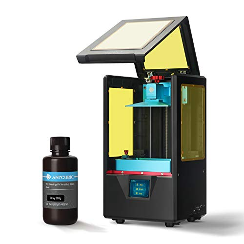 ANYCUBIC 3D Printer, Photon S UV LCD Printer Photocuring Ultra Precision, Masking Technology 2K...