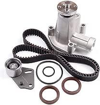 CCIYU Timing Belt Water Pump kit 1995-2001 for Ford Ranger 1995-1997 for Mazda B2300 1998-2001 for Mazda B2500