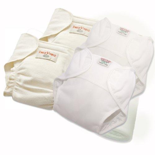 Kit de démarrage couche lavable coton bio 7-10kg IMSE VIMSE