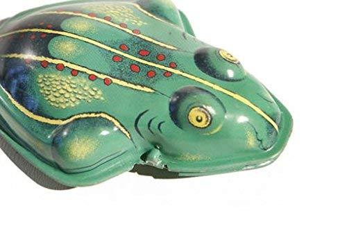 Die Blechfabrik Knackfrosch- klick den Frosch