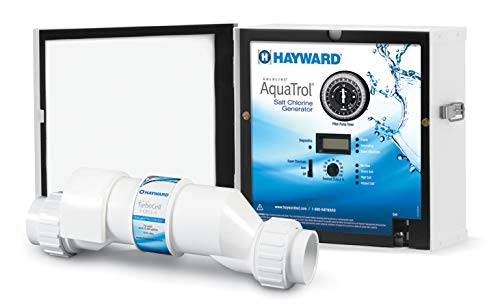 Hayward W3AQ-TROL-RJ AquaTrol Above-Ground Pool Salt Chlorination System
