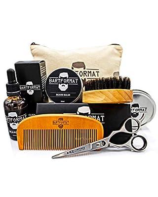 Bartpflegeset für Männer 6-teilig