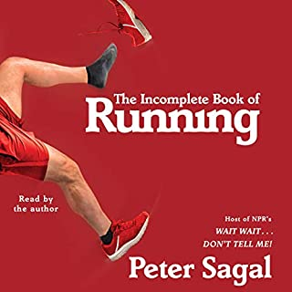 The Incomplete Book of Running Titelbild
