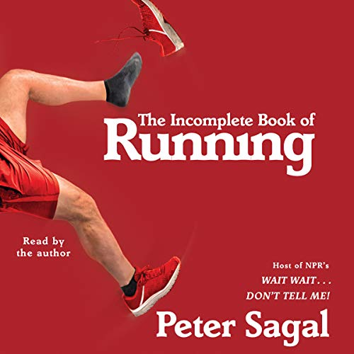 The Incomplete Book of Running cover art