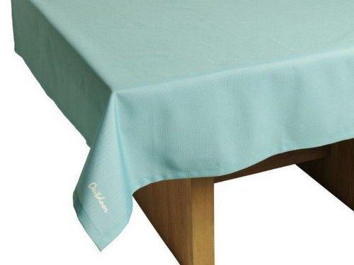 haga-Wohnideen.de Outdoor tafelkleed St. Tropez Aqua tuintafelkleed tuintafel afwasbaar 140cmx240cm