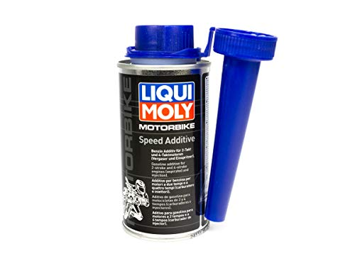 LIQUI MOLY 3040 Motorbike Speed Additive, 150 ml