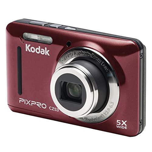 KODAK Pixpro - CZ53-16 Mpixel freundliche Digitalkamera - Rot