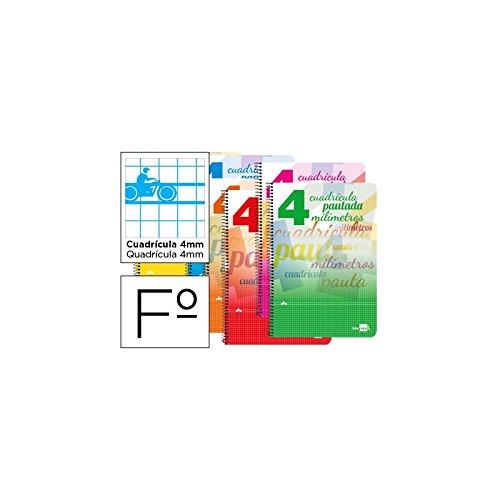 Liderpapel 51698 - Cuaderno espiral
