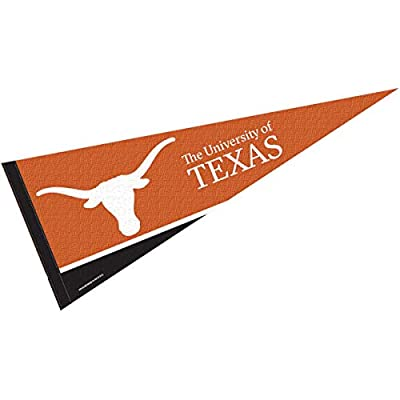 College Flags & Banners Co. Texas Longhorns Pennant Full Size Felt