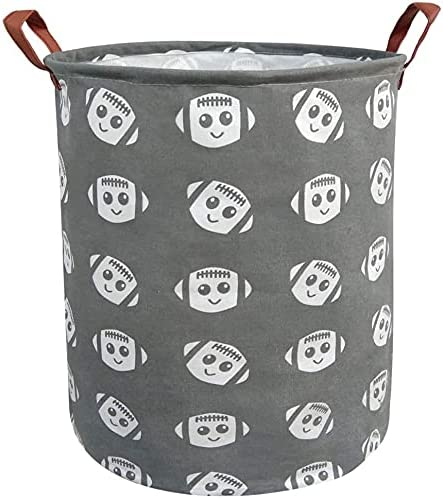 SALENEW very popular Storage Baskets Canvas Laundry Omaha Mall Hamper-Collapsible Fabric