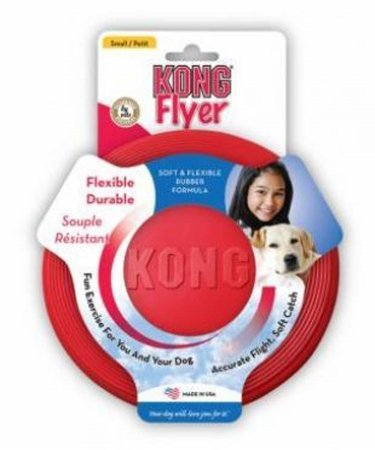 Kong Rubber 2 Pack