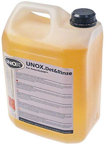 18,13 €/L Reiniger für Kombidämpfer UNOX UNOX.Det&Rinse For Rotor.KLEAN 2x5l