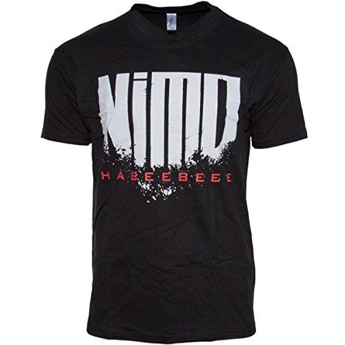 Nimo Habeebee T-Shirt Schwarz XXL