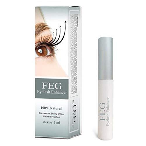 2X FEG Eyelash enhancer!!! 2 pieces of most powerful eyelash growth Serum 100% Natural. Promote rapid growth of eyelashes by FEG Eyelash Enhancer