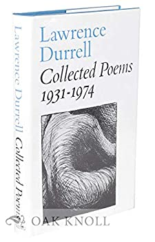 Collected Poems 0670227927 Book Cover