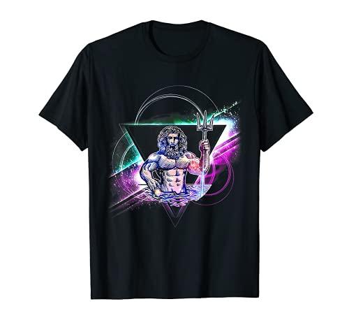 Estética Galaxy Poseidón Camiseta