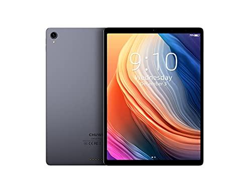 CHUWI HiPad Plus Tablet 11 Pulgadas Android 10 2176 * 1600 Alta Resolución Tableta 4GB RAM +128GB ROM MT8183 Procesador Octa-Core 2.0GHz con 13MP Cámaras Delantera y 5MP Trasera.