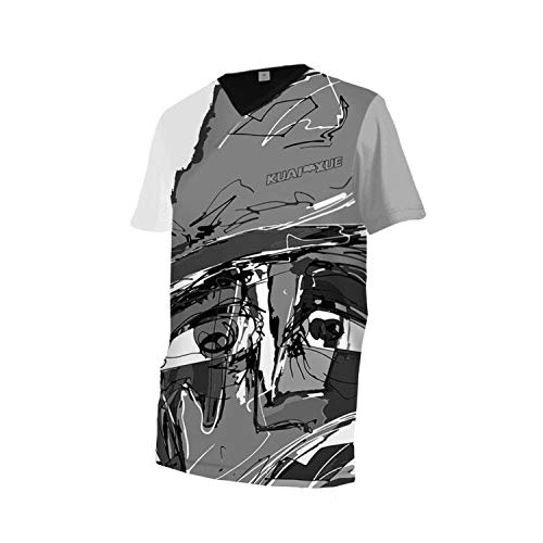 Uglyfrog Hip hop Cool Design Men's Bicycle Clothing,Short/Long Sleeve Breathable Mountain Bike Shirts Lightweight MTB Downhill Jersey for Outdoor Cycling Running Training Bicycle Wear UKHSJF1906