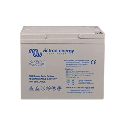 Batterie super cycle agm 12v/25ah - victron energy