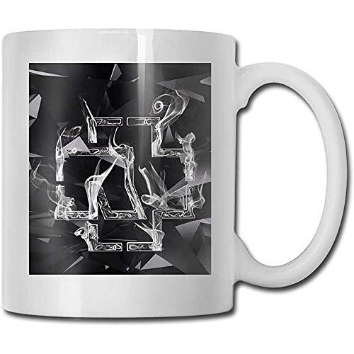 Ram-Ms-Tein Band bis Radio Kaffeetasse Keramik Tasse Geschenk für Männer Frauen, die Becher lieben