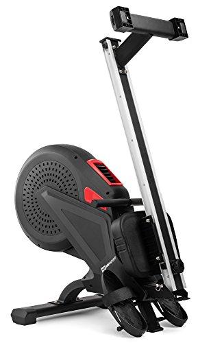 Hop-Sport Luft-Rudergerät Rush Air-Rower mit Computer, Luft Air Rower klappbar für Zuhause, 8 Luftwiderstandsstufen - 9