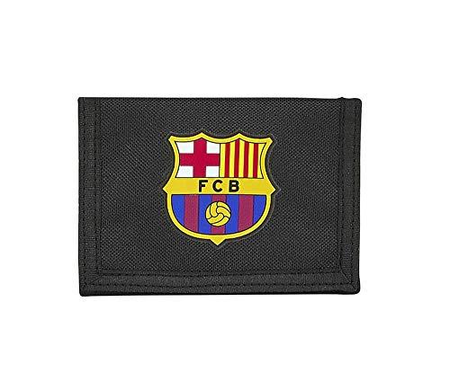 safta Cartera Billetera con Cabecera de FC Barcelona, 125x95mm, Multicolor (FC Barcelona Layers)