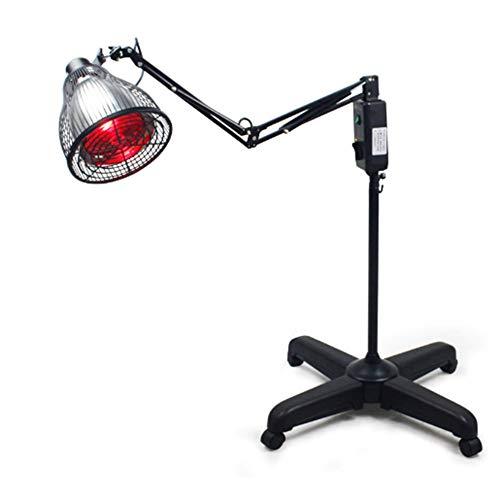 Fysiotherapie-instrument, infrarood, ingang, mechanische tijdmeting, verticaal, 150 W, schoonheidsverzorging, infraroodlamp