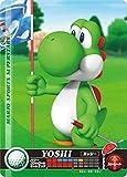 Nintendo Mario Sports Superstars Amiibo Card Golf Yoshi for Nintendo Switch, Wii U, and 3DS