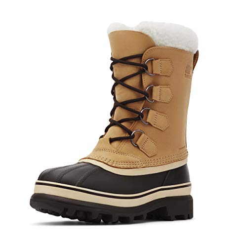 Sorel unisex adult Caribou' Winter Boots, Brown...