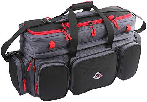Mikado M-Bag Tasche Voyager Goliat, größte und geräumigste Tasche der Serie, neben Ausrüstung auch für Wathosen und Kleidung, 58x21,5x32cm