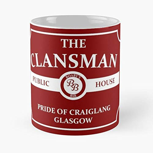 Jack Scotland nog steeds Boaby Victor Game Bobby Craiglang Glasgow Beste 11oz keramische koffiemok Eten Eten Bijt John Best 11oz keramische koffiemok!