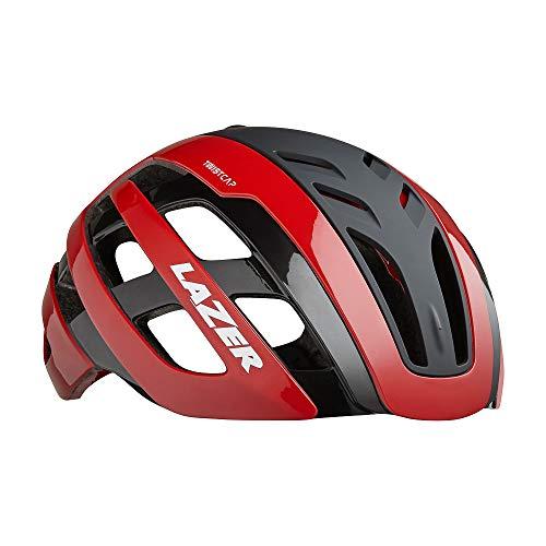 Lazer Helmet Century, Rot/Schwarz, Größe S