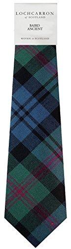 I Luv Ltd Gents Neck Tie Baird Ancient Tartan Lightweight Scottish Clan Tie